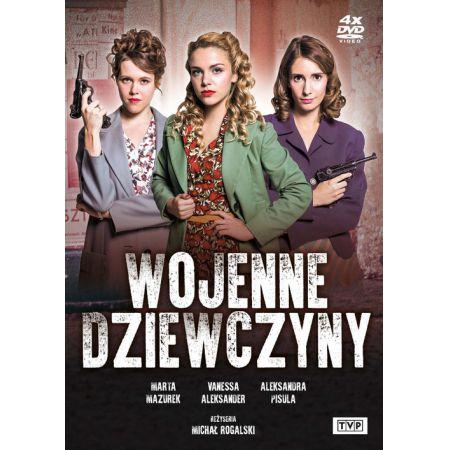 Wojenne dziewczyny DVD
