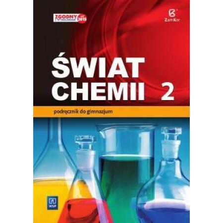 Chemia GIM  2 Świat chemii Podr.  WSIP