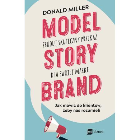 Model StoryBrand. Zbuduj skuteczny przekaz dla swojej marki