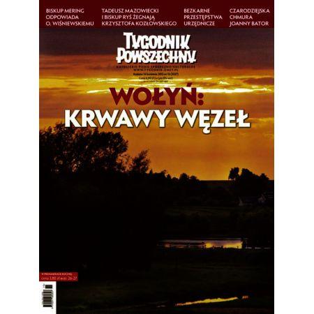 Tygodnik Powszechny 15/2013