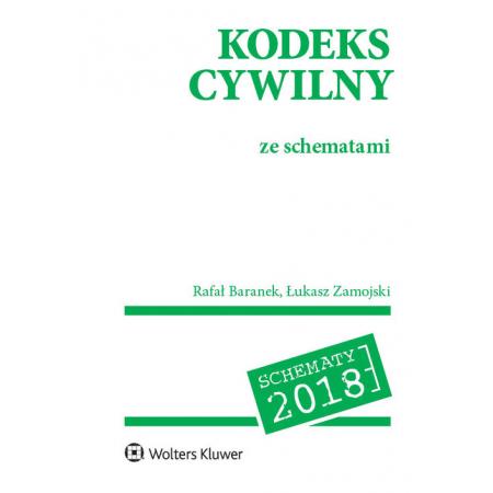 Kodeks cywilny ze schematami 2018
