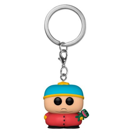 Funko POP Keychain: South Park - Cartman (with Clyde)