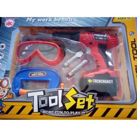 Zestaw narzędzi dla dzieci Playme