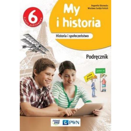 My i historia 6 Podręcznik