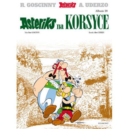 Asteriks. Album 20. Asteriks na Korsyce