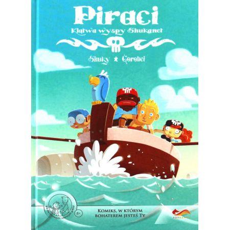 Komiksy paragrafowe. Piraci