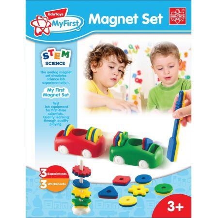 Edu - Mój pierwszy zestaw magnesów