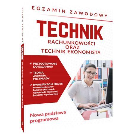 Technik rachunkowości oraz technik ekonomista. Egzamin zawodowy