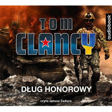 Dług honorowy audiobook