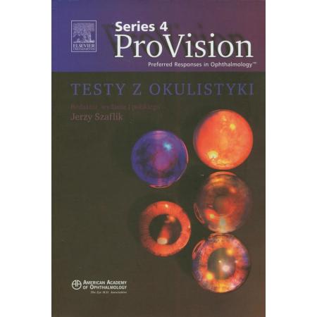 ProVision. Series 4. Testy z okulistyki