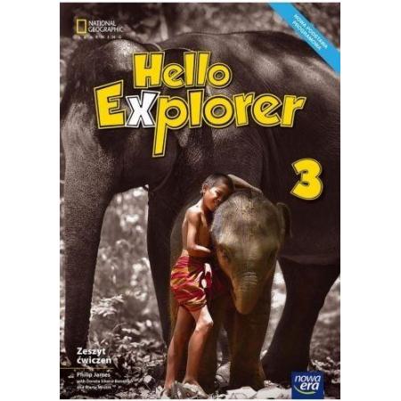 Hello Explorer 3 ćw. NE