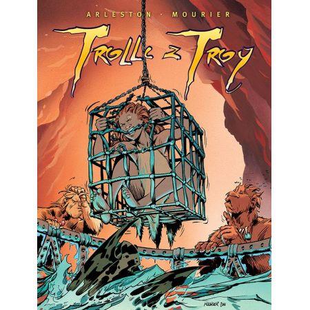 Trolle z Troy. Tom 2