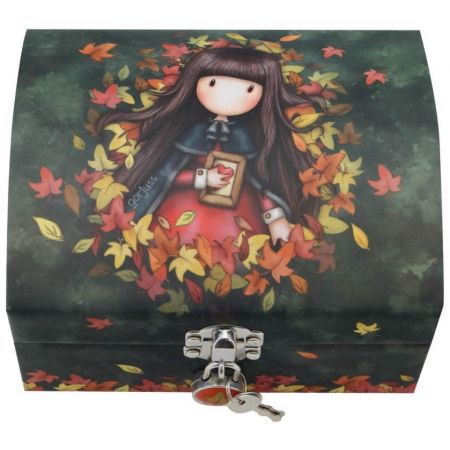 Zamykana szkatułka - Autumn Leaves