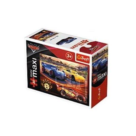 Puzzle 20 miniMaxi - Nowi zwycięzcy Cars 3.2 TREFL