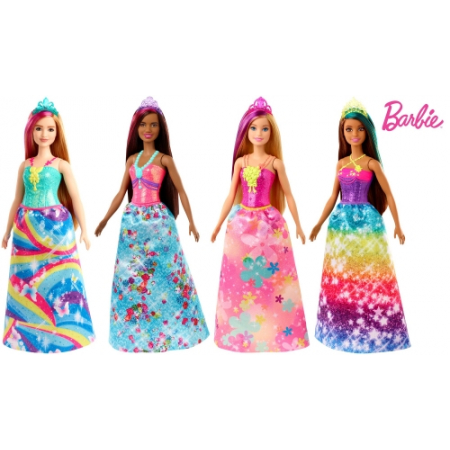Barbie პრინცესები