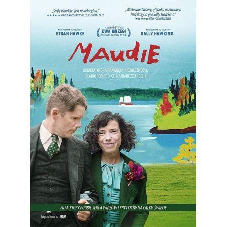 Maudie DVD + książka