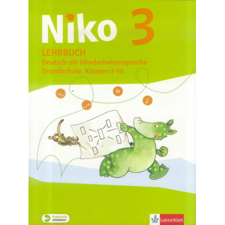 Niko 3. Lehrbuch podręcznik LEKTORKLETT