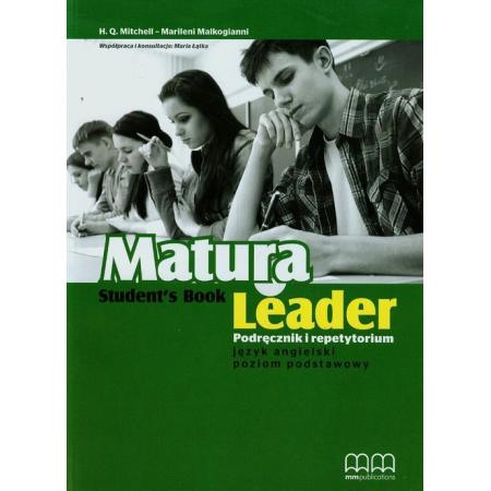 Matura Leader SB ZP + CD MM PUBLICATIONS