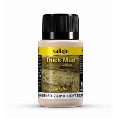 Thick Mud - Light Brown 40 ml