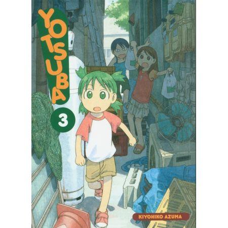 Yotsuba! 3