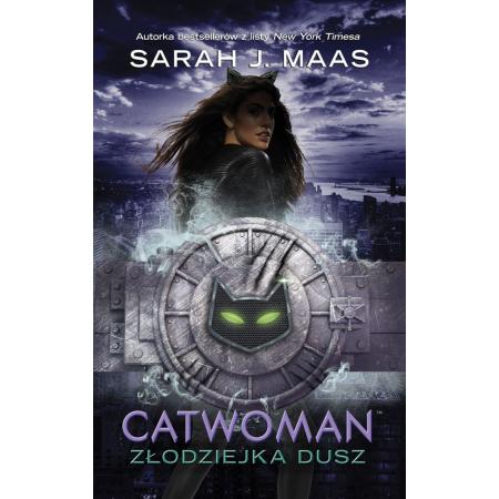 Catwoman. Złodziejka dusz