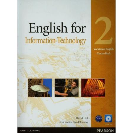 English for IT 2 SB+CD PEARSON
