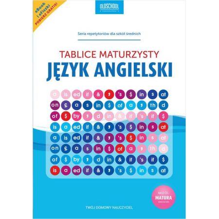 Tablice maturzysty. Język angielski