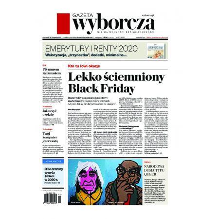Gazeta Wyborcza - Rzeszów 277/2019