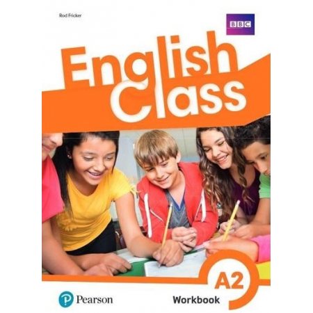 English Class A2. Workbook. Język angielski. Szkoła podstawowa