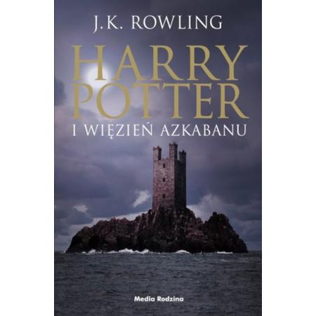 Harry Potter i Więzień Azkabanu (czarna edycja)