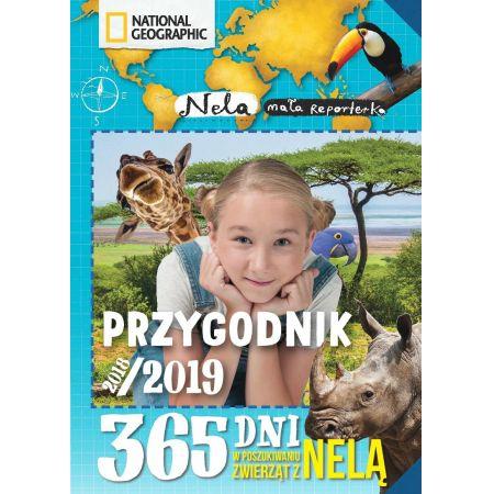 Przygodnik 2018/2019 365 dni w poszukiwaniu zwierząt z Nelą
