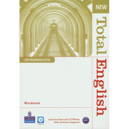 Total English New Intermediate WB +CD PEARSON