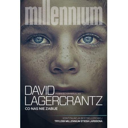 Millennium. Tom 4. Co nas nie zabije