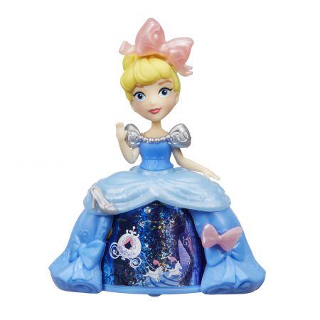 Disney Princess Mini laleczka w sukni Kopciuszek