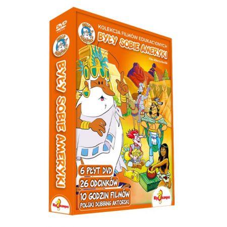 Były sobie Ameryki - Kolekcja filmów (DVD)