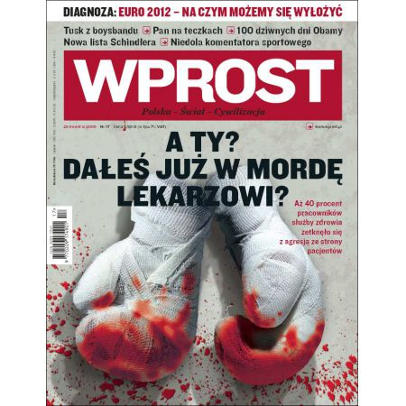 Wprost 17/2009