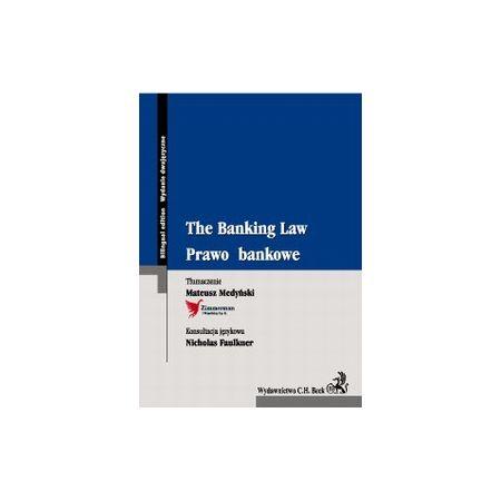 The Banking Law. Prawo bankowe