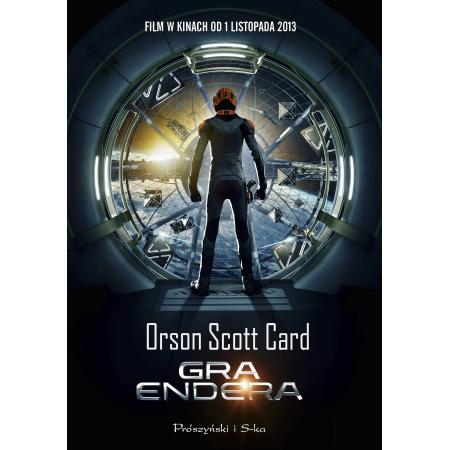 Gra Endera. Saga Endera. Tom 1 - okładka filmowa
