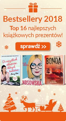 92c5eba6ce524e Najlepsze prezenty na Święta - książki pod choinkę z TaniaKsiazka.pl