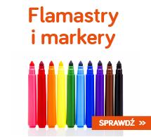 Flamastry i markery