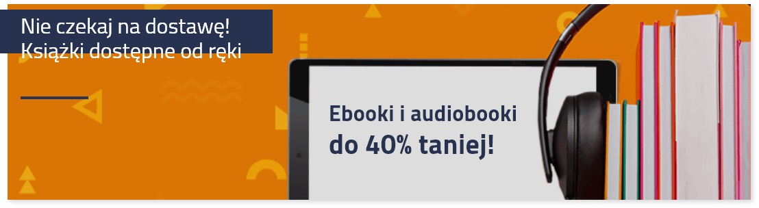 #ZostanWdomu Ebooki i audiobooki do pobrania do -40% >